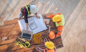 construction bond process