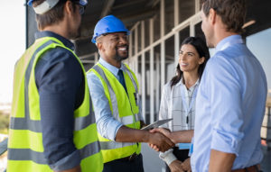 Contactor qualifying for a surety bond